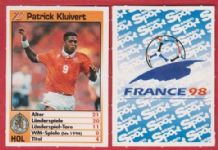 Holland Patrick Kluivert A.C Milan